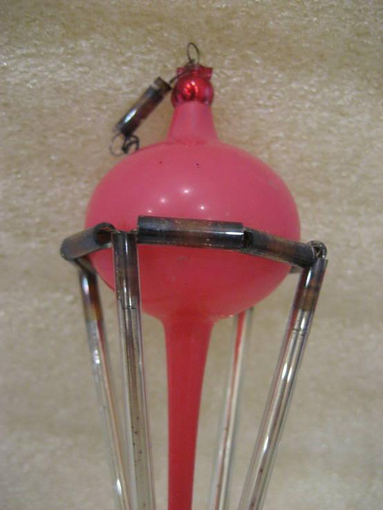 Воздушный шар стеклярус, фото №4