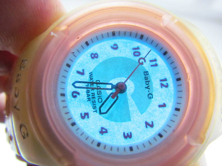 Часы Casio Baby-G, фото №4