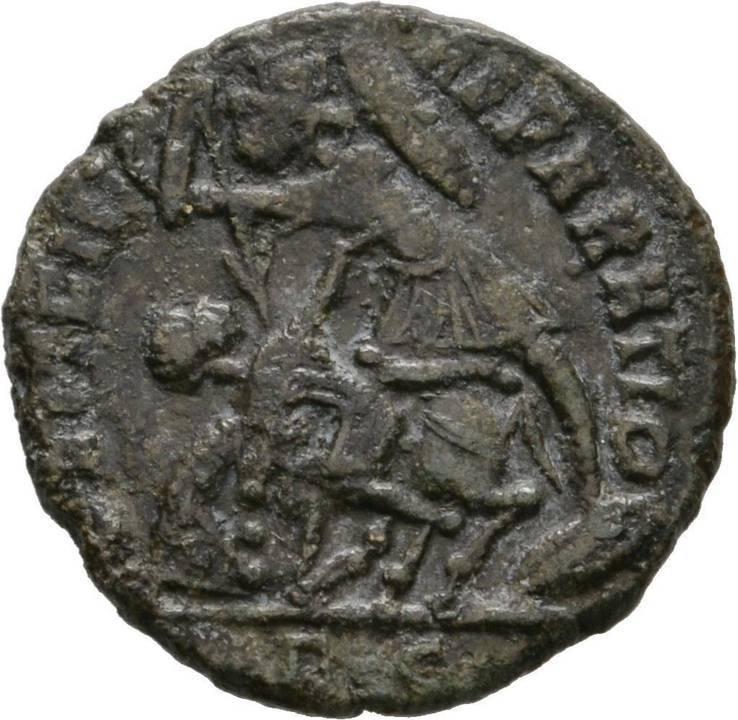 Констанций Галл Цезарь. 351- 354 гг, фото №2