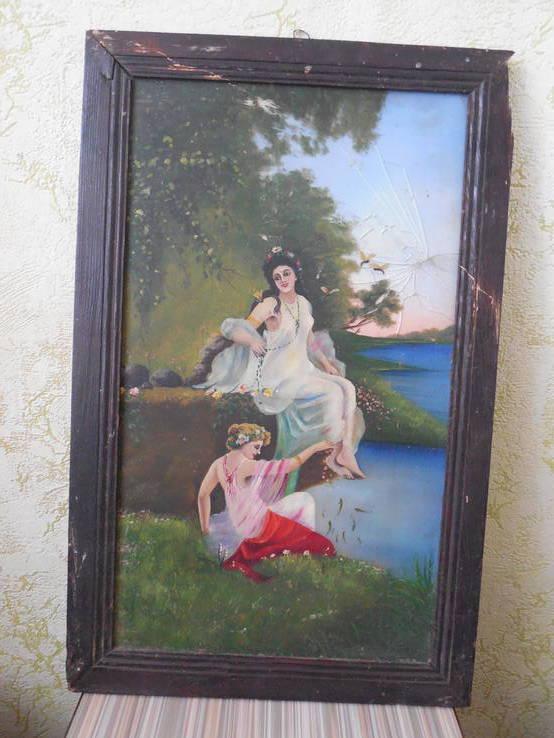 Картина на стекле, фото №2