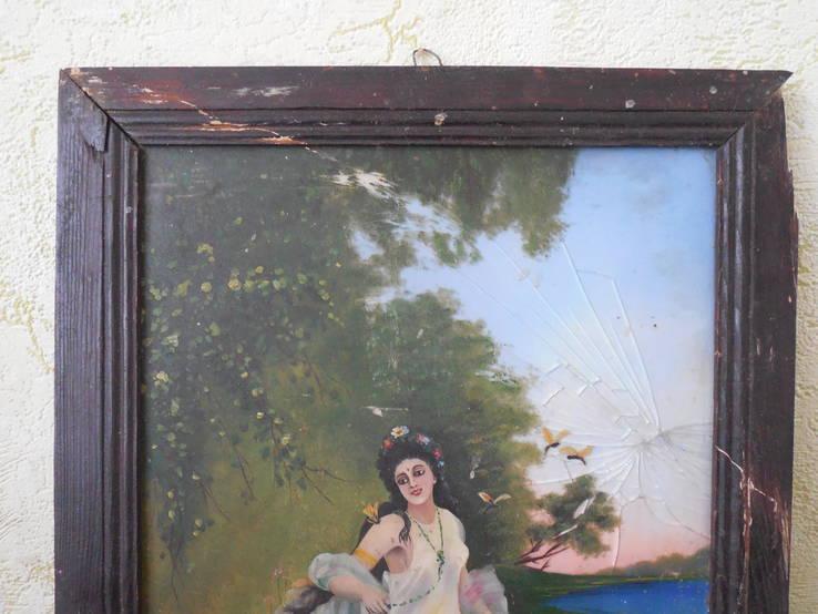 Картина на стекле, фото №3
