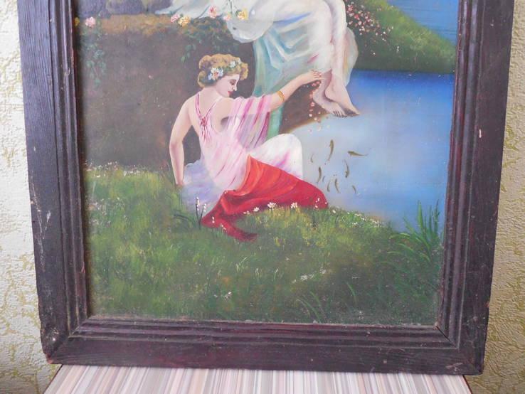 Картина на стекле, фото №5