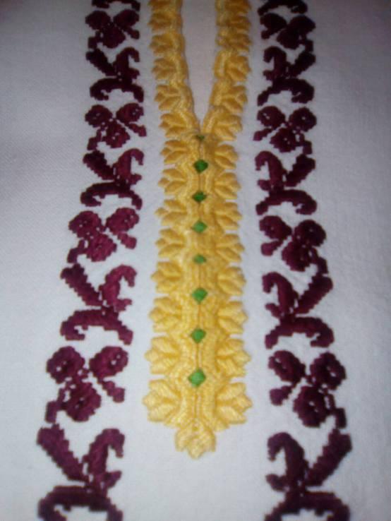Вышиванка буковинская, фото №5