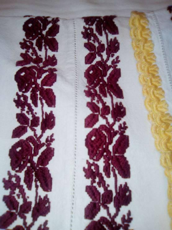 Вышиванка буковинская, фото №7