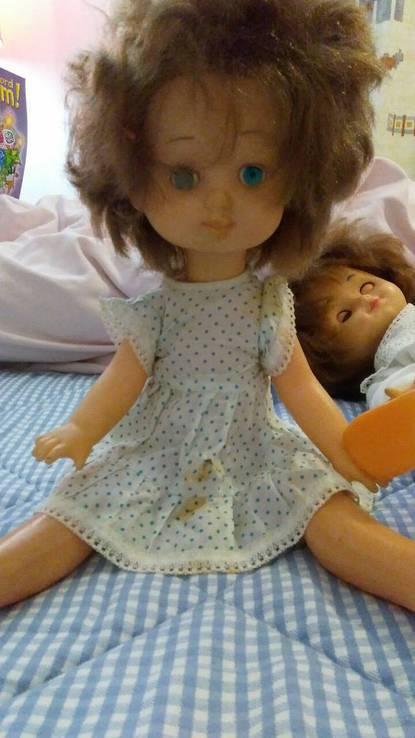 Две куклы СССР
