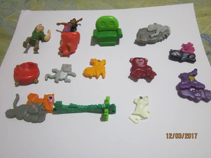 Игрушки разные., фото №2