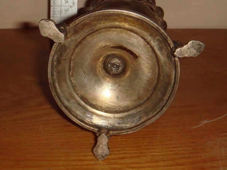 Настольная лампада, изготовленная поставщиком Императорского двора, фото №6