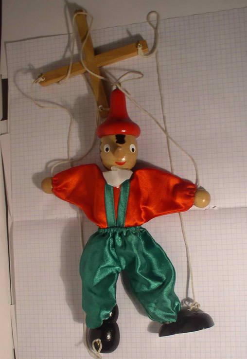 Кукла Пинокио марионетка, фото №2