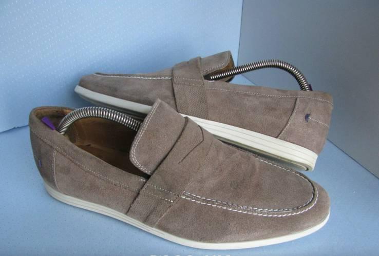 Туфли мужские Vero Cuoio