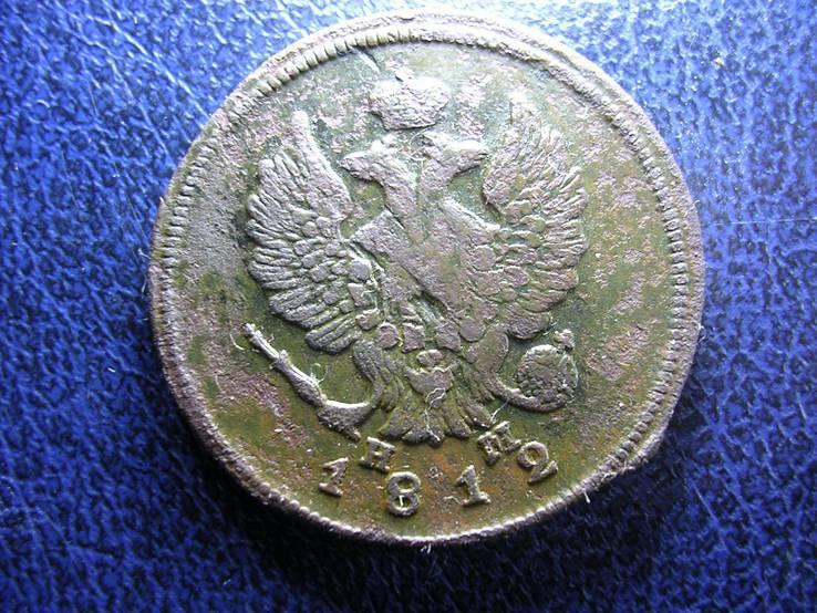 Две копейки 1812г.медь Александра1