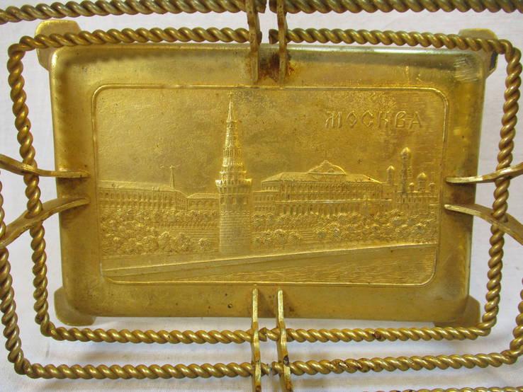 Алюм. корзинка Москва, фото №3