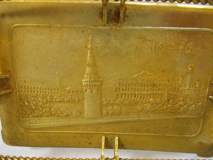 Алюм. корзинка Москва, фото №4