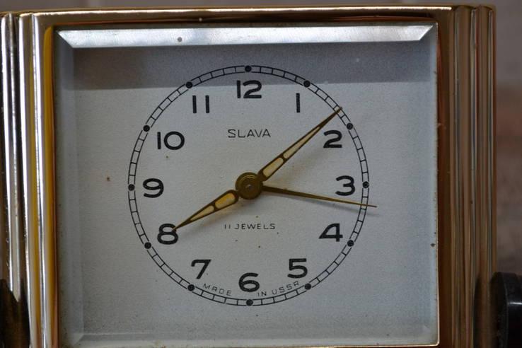 Часы Slava