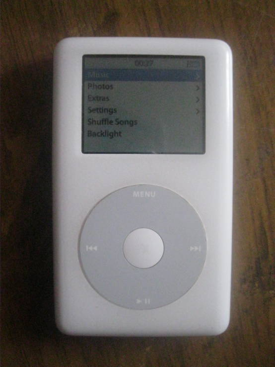 MP3-плеєр Apple iPod