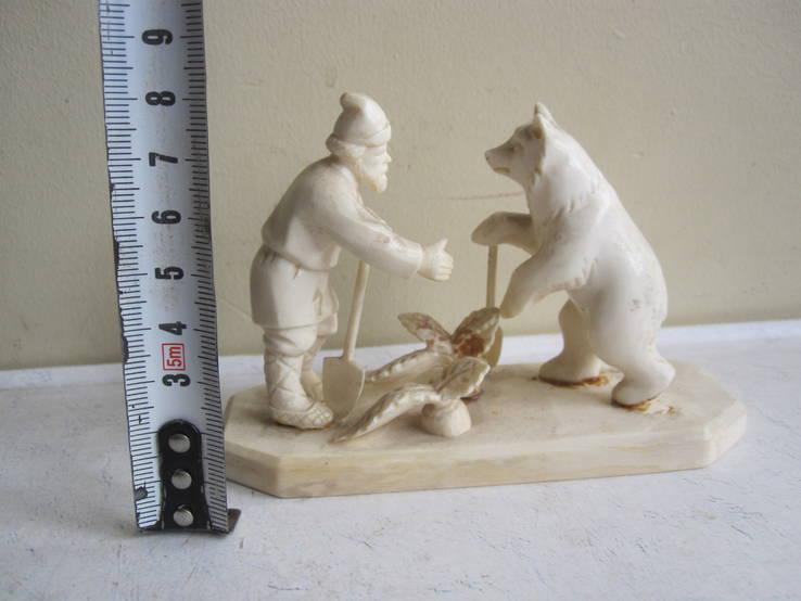 Мужик и Медведь. (Вершки и корешки)., фото №4