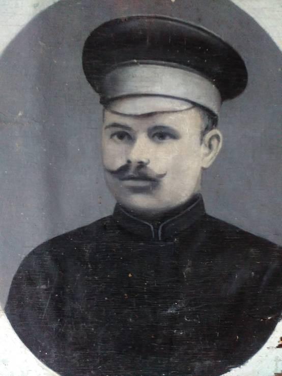 Портрет начало ХХ века