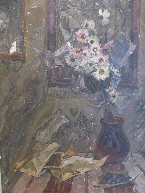 Картина Солодовникова А.А. 1947 года