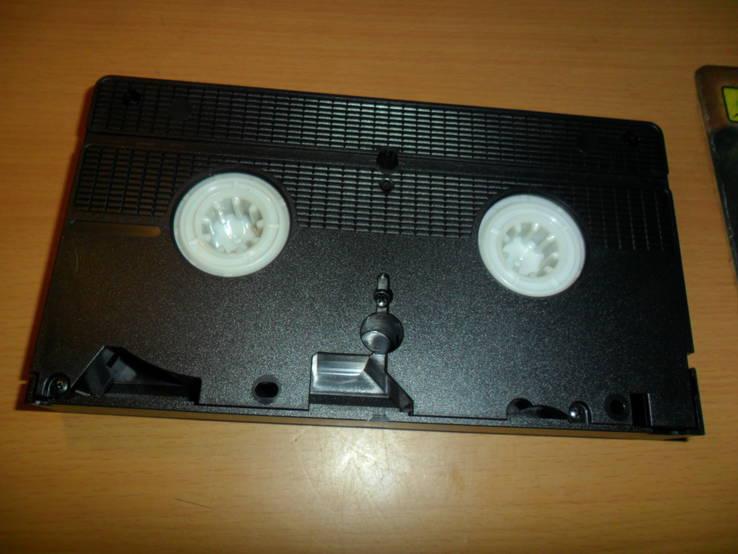 Видеокассета чистящая видео кассета LG VHC-D3, фото №7