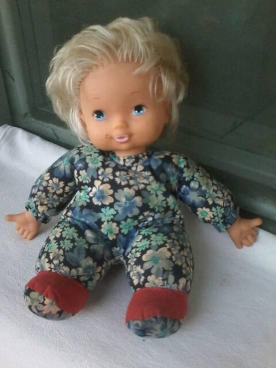 Кукла мягкая, фото №2