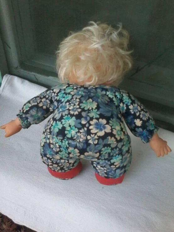 Кукла мягкая, фото №3