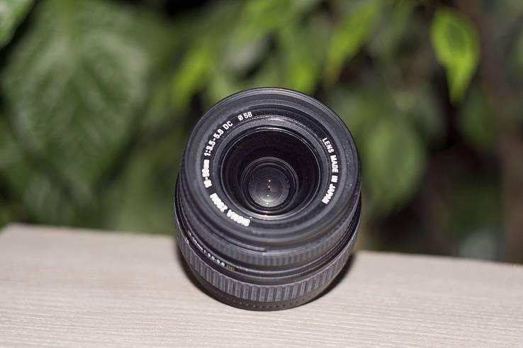 Об'єктив Sigma f3.5-5.6/18-50mm DC для PENTAX.