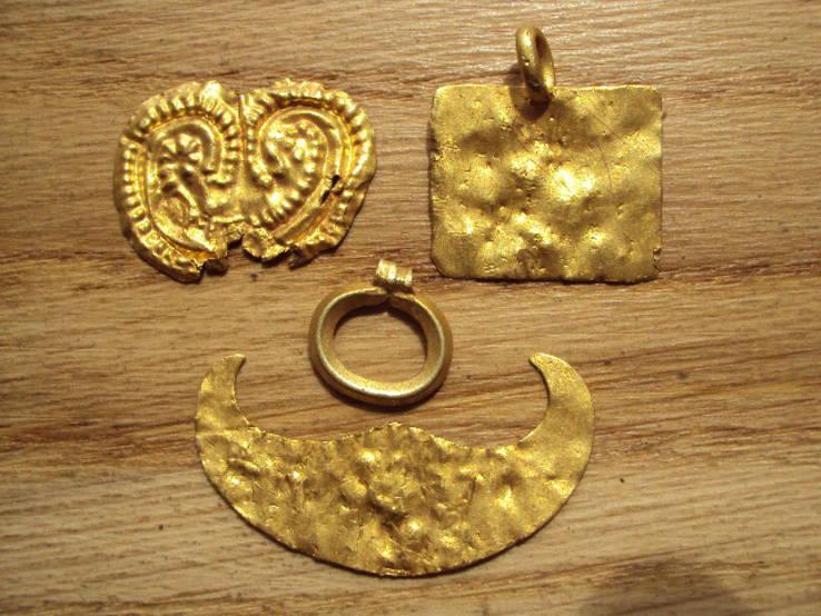 Золото ЧК 6,7 грамм