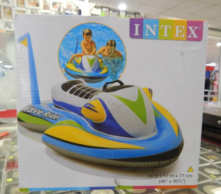 INTEX Скутер надувной