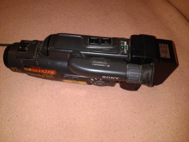 Видео камера Sony original, фото №3