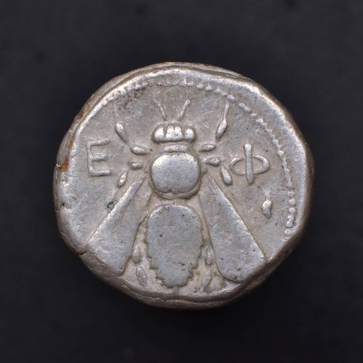 Тетрадрахма г.Эфес 340-325г до н.э., Греция
