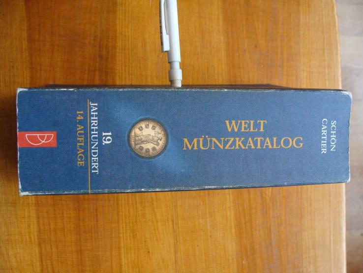 Монеты Мира 19 века.    14 - е издание.  Günter Schön,   Jean-François Cartier., фото №3