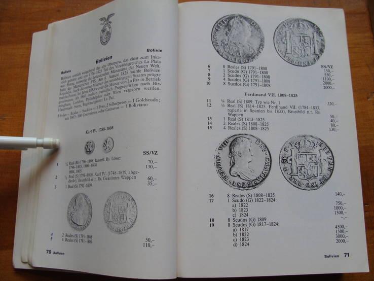 Монеты Мира 19 века.    14 - е издание.  Günter Schön,   Jean-François Cartier., фото №11