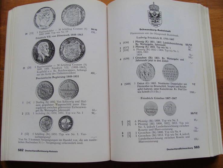Монеты Мира 19 века.    14 - е издание.  Günter Schön,   Jean-François Cartier., фото №17