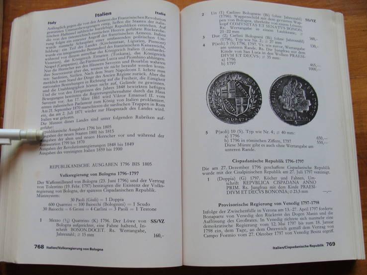 Монеты Мира 19 века.    14 - е издание.  Günter Schön,   Jean-François Cartier., фото №19