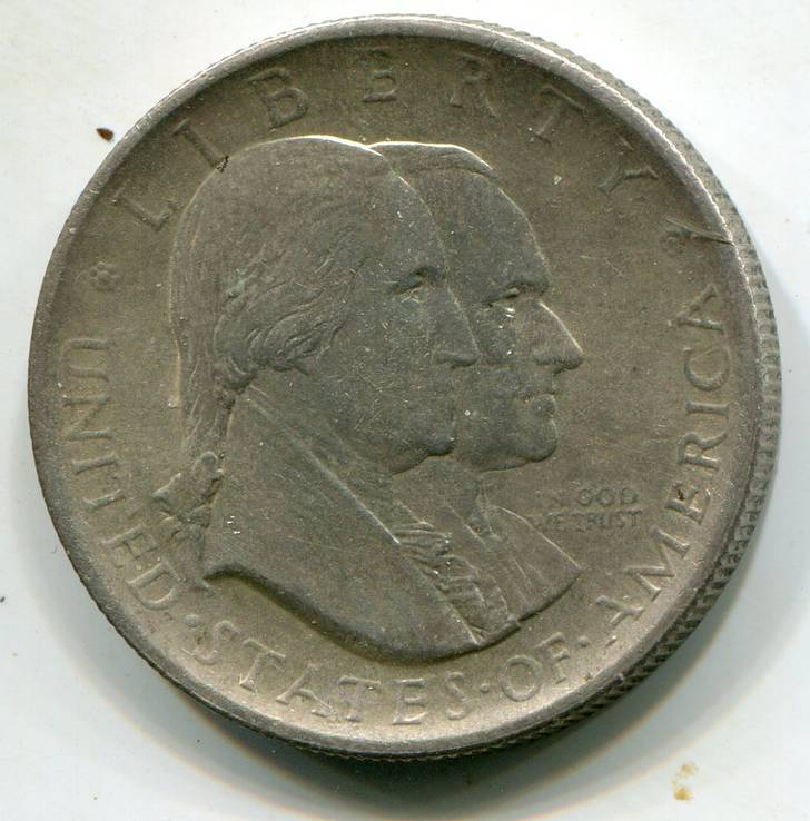 Пол доллара 1926 года, фото №2