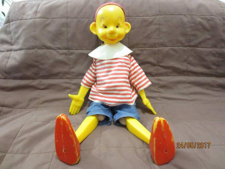 Кукла  СССР с клеймом