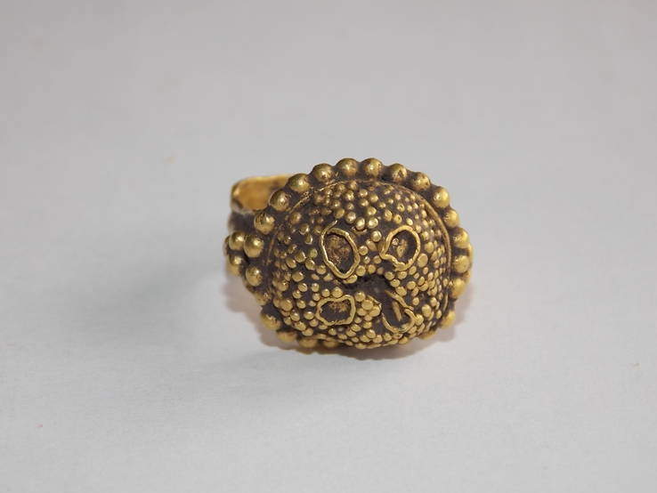 Золотой перстень кр 7грамм