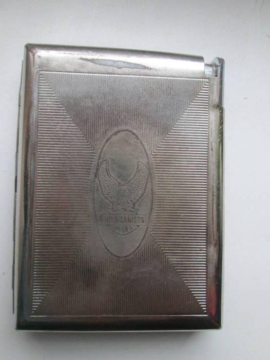 Портсигар-зажигалка, фото №2