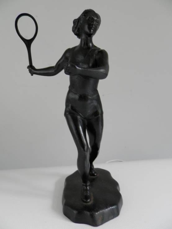 Теннисистка.Касли.