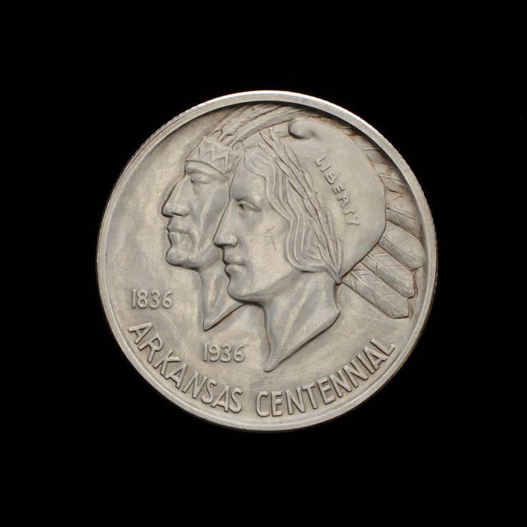 50 Центов 1936 Арканзас, США