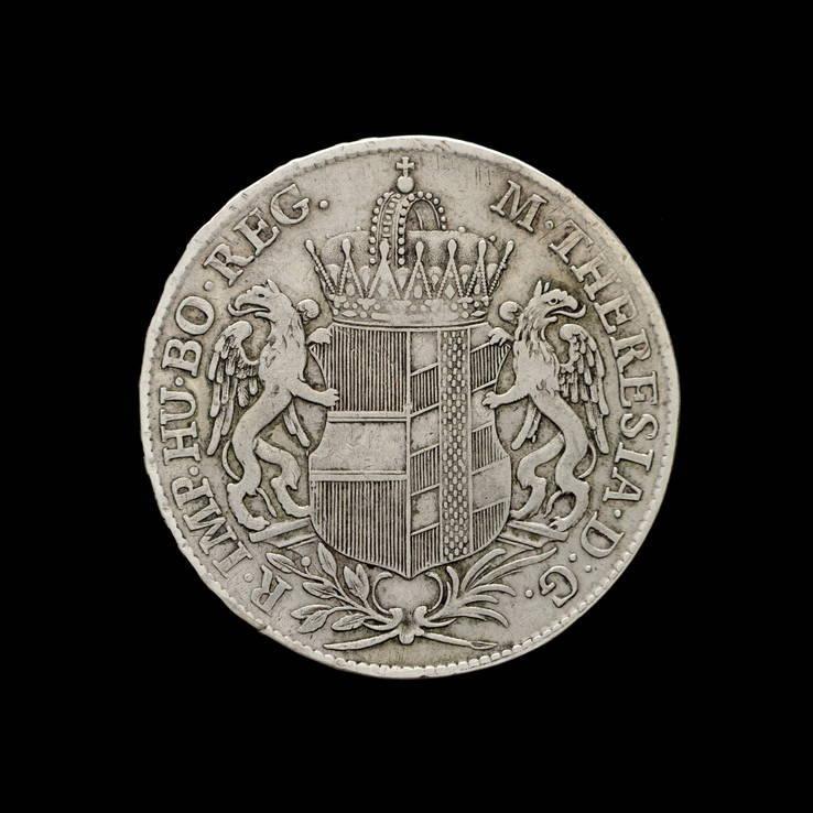 Талер 1766 Бургау, Австрия