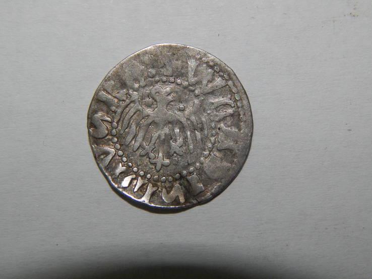Галицько-руський грош Владислава Ягайла 1387-1388 рр. №3