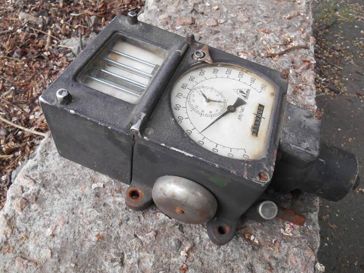 Скоростимер ЖД. СЛ - 2. 1958 г., фото №3