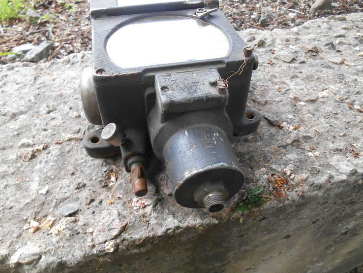 Скоростимер ЖД. СЛ - 2. 1958 г., фото №4