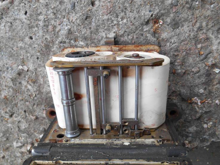 Скоростимер ЖД. СЛ - 2. 1958 г., фото №7