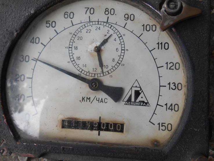 Скоростимер ЖД. СЛ - 2. 1958 г., фото №8