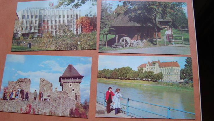 Ужгород -- 1981 р ( 11 шт повний), фото №3