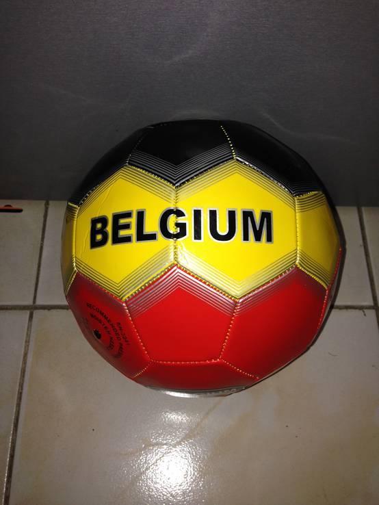 Футбольный мяч Belgium