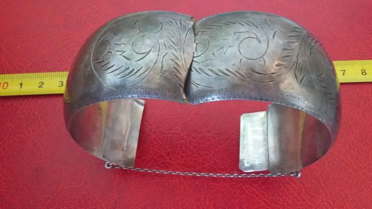 Браслет серебро 925., фото №2