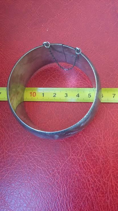 Браслет серебро 925., фото №3
