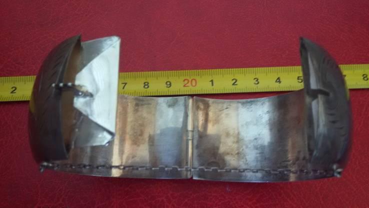 Браслет серебро 925., фото №7